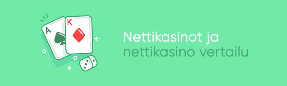 nettikasinot & nettikasino vertailu