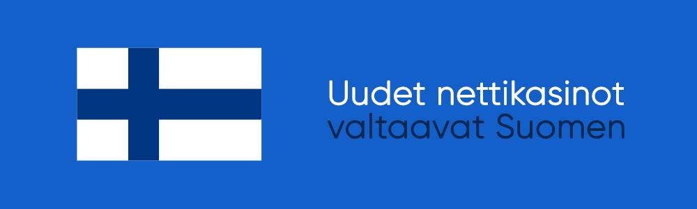Uudet nettikasinot valtaavat Suomen